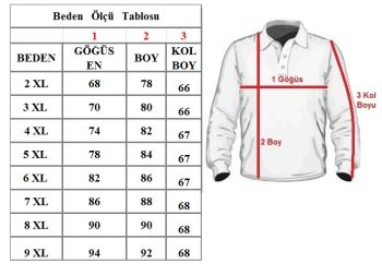 Büyük Beden Bisiklet Yaka Kazak 91051 Lacivert