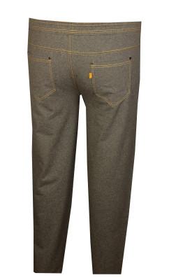 - Büyük Beden Pantolon Model Eşofman Füme 20027