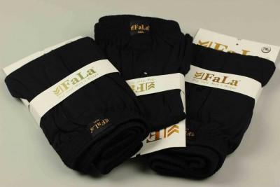 - Büyük Beden Penye 3'lü Boxer Set 88005 Siyah