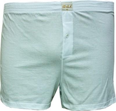 Büyük Beden Penye 3′lü Boxer Set Beyaz 88005 - Thumbnail
