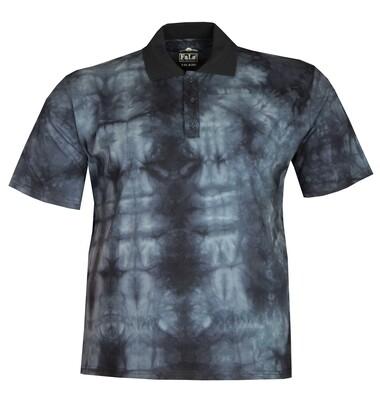 - Büyük Beden Polo Yk Lakos T-Shirt 76103 Lacivert