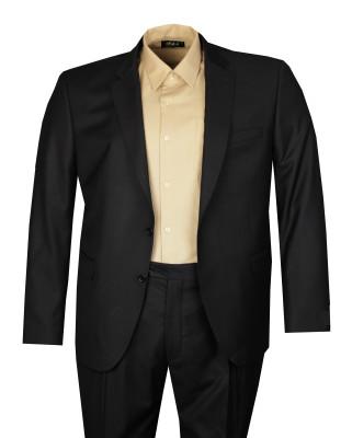 - Büyük Beden Takım Elbise 99007 Lacivert