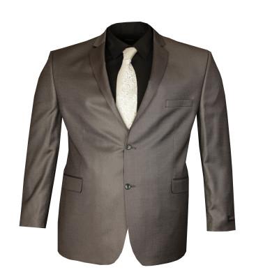 - Büyük Beden Takım Elbise 99009 Gri
