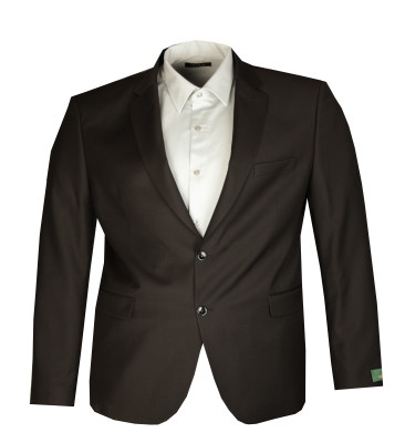 - Büyük Beden Takım Elbise 99007 Siyah